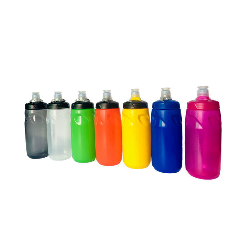 Custom Gym Water Bottle  Cycling Mountain Bike 620ml BPA-free