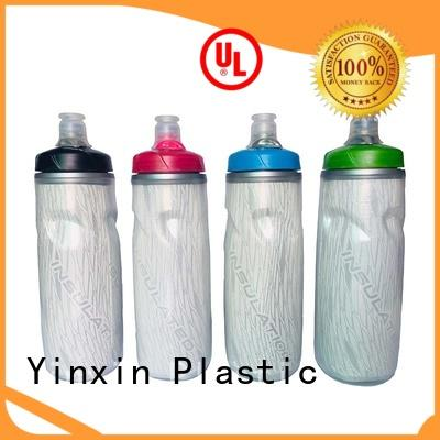 Quality Yinxin Plastic Brand large drinking water bottles bike
