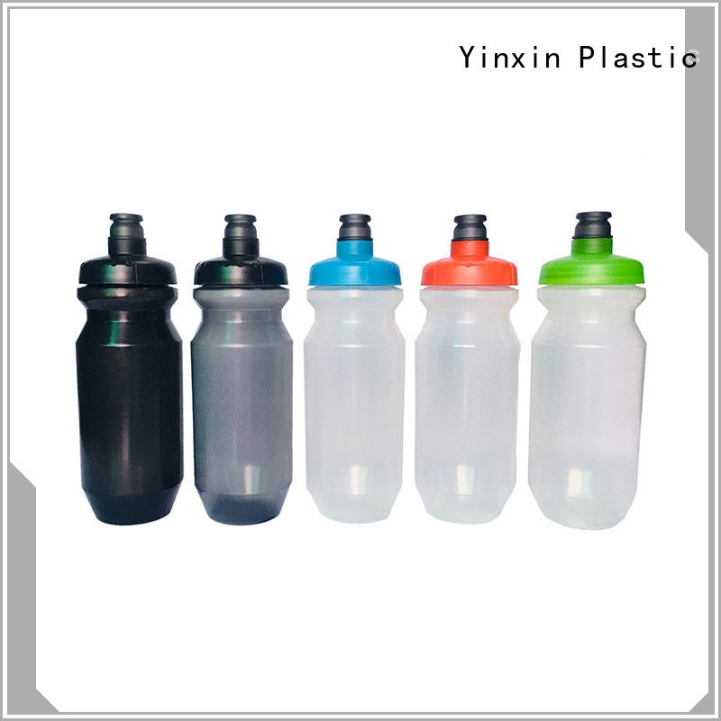 Yinxin Plastic Brand outdoor sports water bottle kettle factory